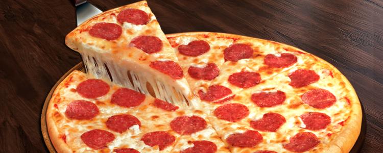 Заказать пиццу стало еще проще!